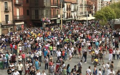 Medina inicia sus fiestas de San Antolín con un pregón improvisado y dinámico
