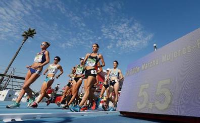 El atletismo español homenajea a la plusmarquista palentina Conchi Paredes, fallecida en junio