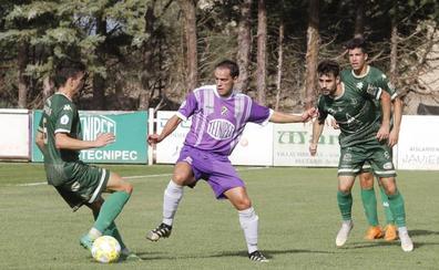 Duro correctivo en el estreno del Becerril en Tercera División
