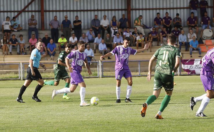 C.D. Becerril 1 - 3 Atlético Astorga