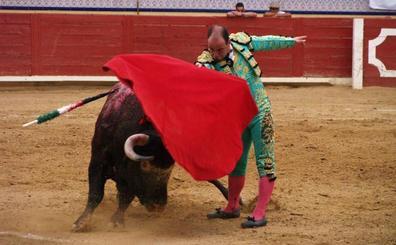 Indultado en Pedrajas 'Aforadito', un novillo de la ganadería vallisoletana de El Raso de Portillo