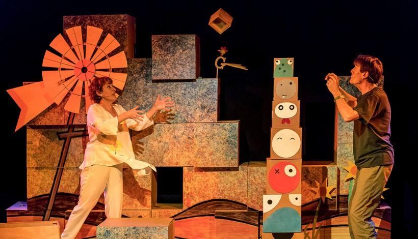 El LAVA y el Calderón se abren al público infantil y familiar con 43 espectáculos