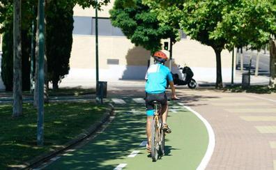 Comienzan las obras del carril bici y peatonal que une Valladolid y Puente Duero