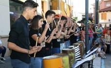 La Escuela Municipal de Música de Cuéllar ofrece una treintena de asignaturas