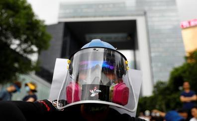 Las protestas de Hong Kong invaden las aulas con una huelga estudiantil