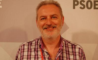 Pedro Pablo Santamaría, portavoz provisional del PSOE en la Diputación de Valladolid