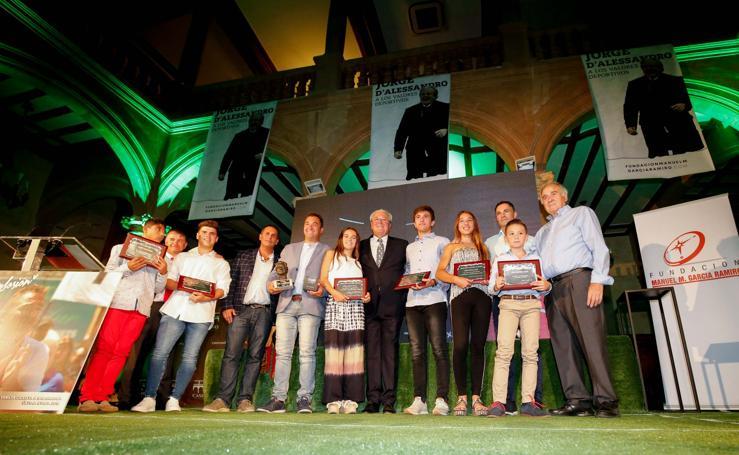 Premios Jorge D'Alessandro