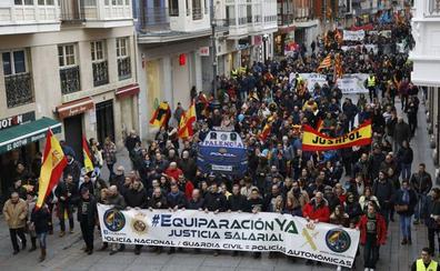 Jusapol nombrará el sábado en Palencia a Miguel Ángel Gómez García como presidente