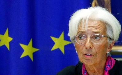 Christine Lagarde confirma una transición tranquila al frente del BCE
