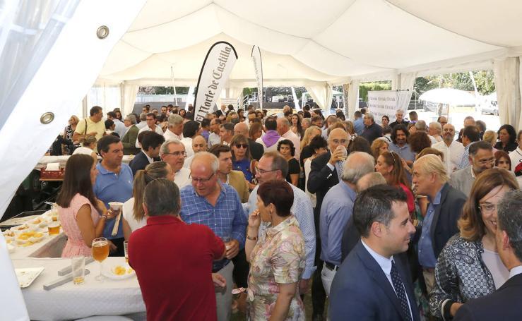 El Norte de Castilla comparte las fiestas con los palentinos en su caseta (2/2)
