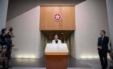 Hong Kong retira el proyecto de ley de extradición que originó las protestas