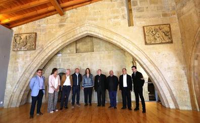 La restauración de Santa Eulalia impulsa 'Campos de Renacimiento' en Paredes de Nava