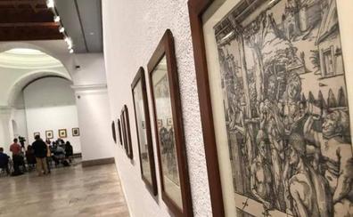 Setenta grabados de Durero ilustran en la sala de la Pasión los vínculos entre España y Alemania en el siglo XVI
