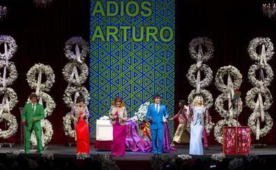 La Cubana se ríe a carcajadas de la muerte en el Teatro Calderón de Valladolid