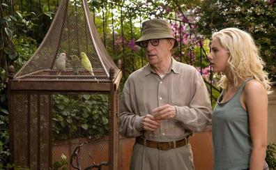 Scarlett cree en la inocencia de Woody Allen