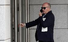 Un exresponsable de seguridad de BBVA dio datos bancarios para la red de Villarejo