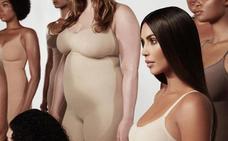 Kim Kardashian elige a una expresidiaria como modelo de su nueva firma de fajas