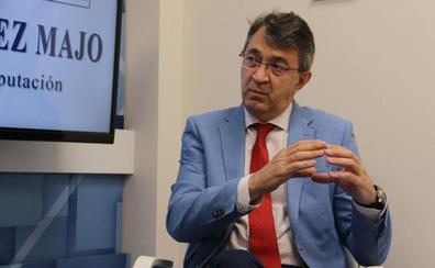 El expresidente de la Diputación de León Juan Martínez Majo, nuevo delegado territorial de la Junta