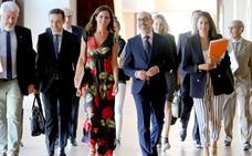 La Junta creará un Festival Internacional «referente» de la literatura en español