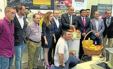 La provincia promociona sus productos en la Feria Agropecuaria de Salamanca