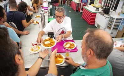 Los sabores de toda España llegan a Valladolid con las casetas regionales
