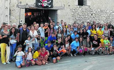 Los vecinos de Fuentepiñel festejan San Nicolás de Bari