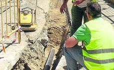El Ayuntamiento acuerda realizar inversiones para modernizar la red de saneamiento de la ciudad