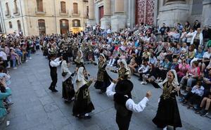 Salamanca sale a la calle para celebrar las fiestas de la Virgen de la Vega