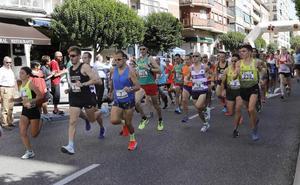 Rubén Sánchez y Jimena Martín, conquistan la carrera de Adidas