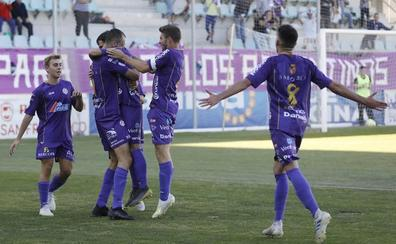El Palencia Cristo golea (3-0) en casa