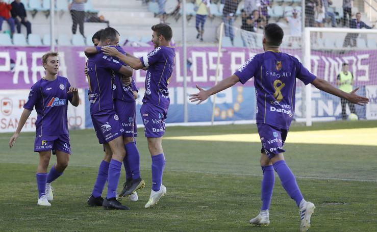 Palencia Cristo Atlético 3 - 0 Atlético Bembibre