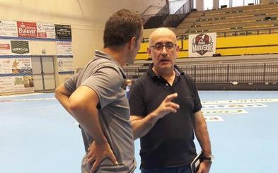 Nava, en la agenda del seleccionador español de balonmano