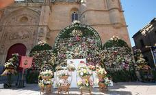 Actos institucionales en el día de la Virgen