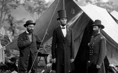 El detective que salvó la vida a Abraham Lincoln