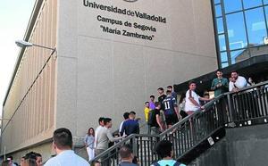 El curso empieza en el campus María Zambrano con un 8% más de estudiantes que el anterior