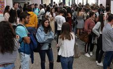 Inauguración del curso en el campus de la UVA en Segovia