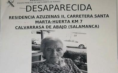 Buscan a una mujer desaparecida de una residencia de la localidad salmantina de Calvarrasa de Abajo
