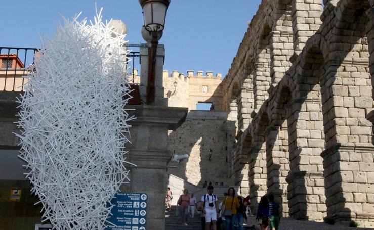 Inauguración del Hay Festival Segovia