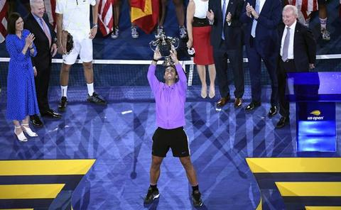 Nadal, Federer y Djokovic: así está el palmarés de Grand Slam del 'Big Three'