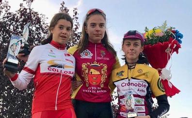 Tres medallas para la Escuela de Ciclismo Bejarana en la final de la Copa de Escuelas de ciclismo