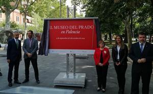 La exposición 'El Prado en las calles' llega a Palencia