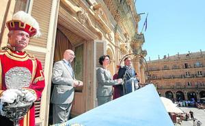 «El conocimiento que atesora Salamanca debe ser un activo fundamental de esta ciudad»