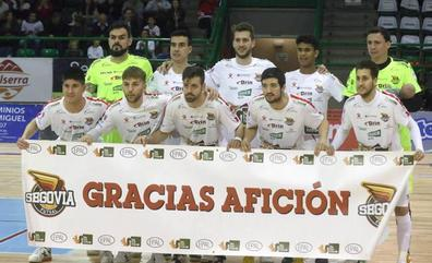 La AJFS denuncia a la Liga en relación al pago de las deudas a los jugadores del Segovia Futsal