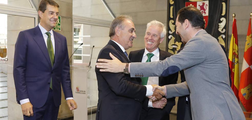 El empleo será la gran prioridad para el nuevo delegado de la Junta en Palencia