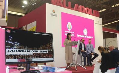 Ayuntamiento y Diputación promocionan la «autenticidad» de Valladolid en la Feria de Muestras