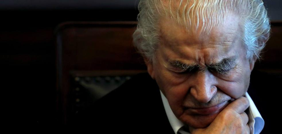 Antonio Gamoneda: «Necesito que el poema esté vivo, que no sea algo tallado en piedra para siempre»