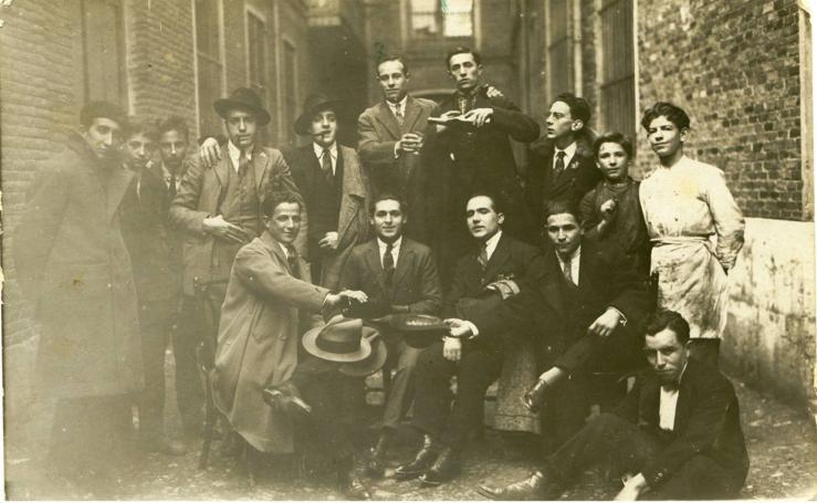 Estampas del Valladolid antiguo (XVII): la sociedad vallisoletana de principios del siglo XX