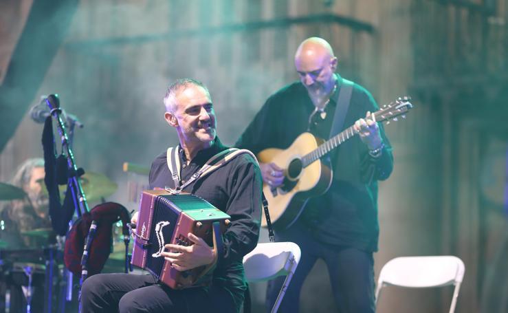 Concierto de Luar Na Lubre en Salamanca