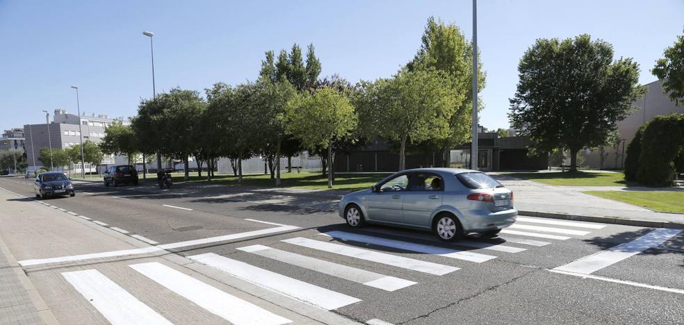 La Diputación de Palencia reclama en el juzgado el pago íntegro de la calle Jardines