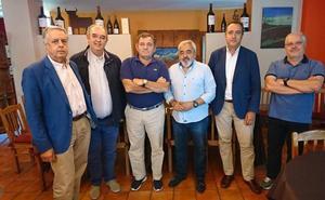 José Ramón Villa revalida su cargo como presidente de la Academia Leonesa de Gastronomía